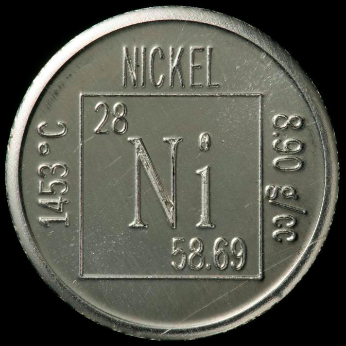 Покупка никеля, никельсодержащего лома и никелевых сплавов